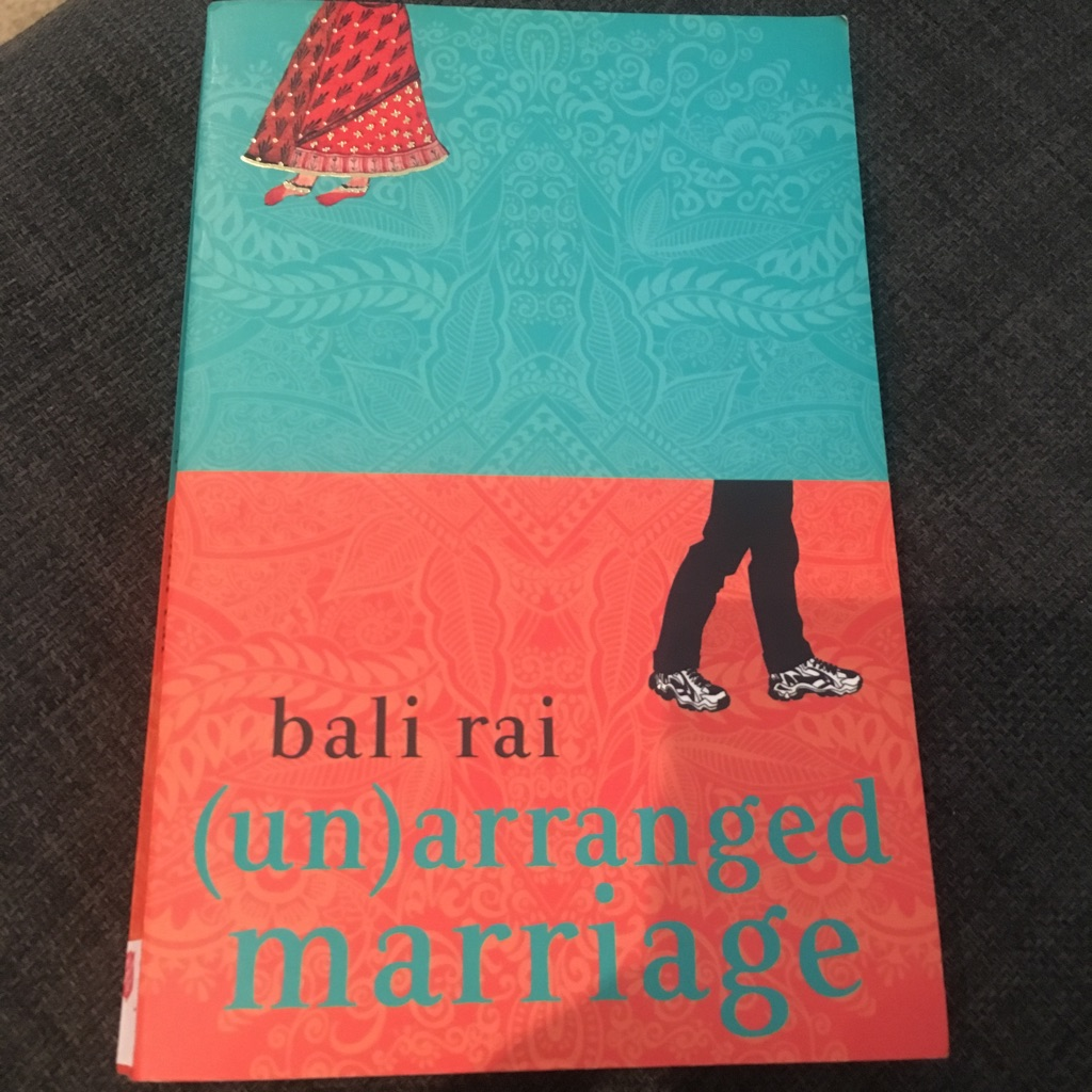 Unarranged marriage by Bali rai fiction book