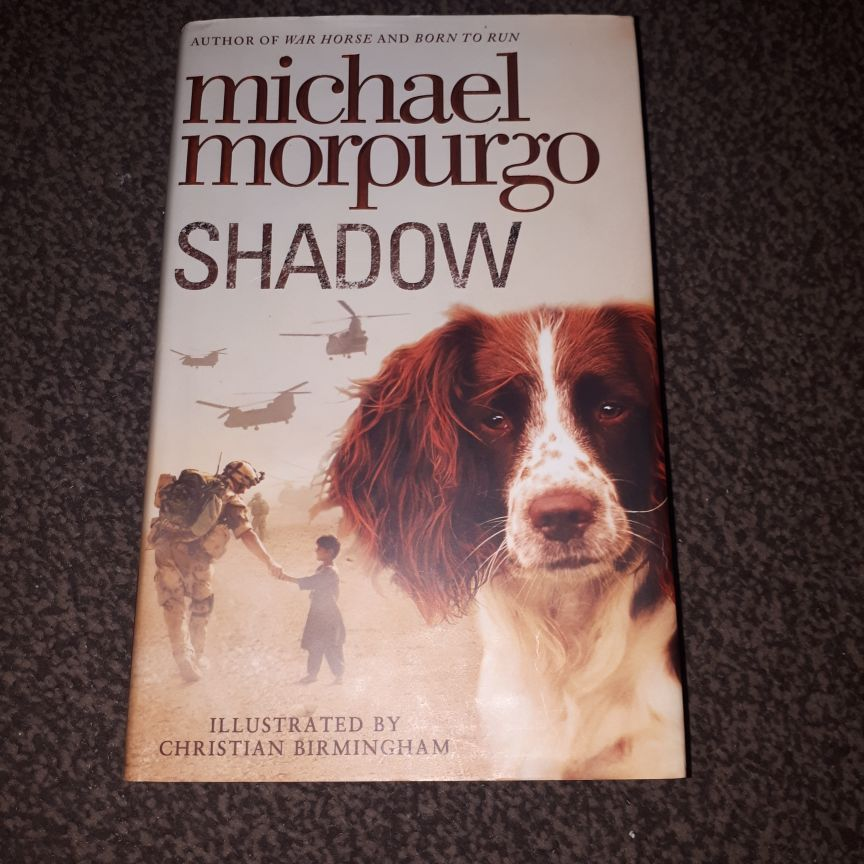 Michael Morpurgo books x3