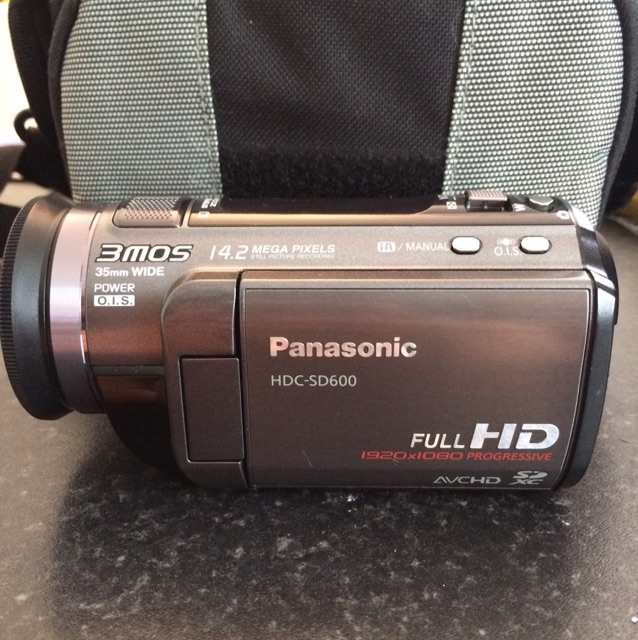 Panasonic SD600