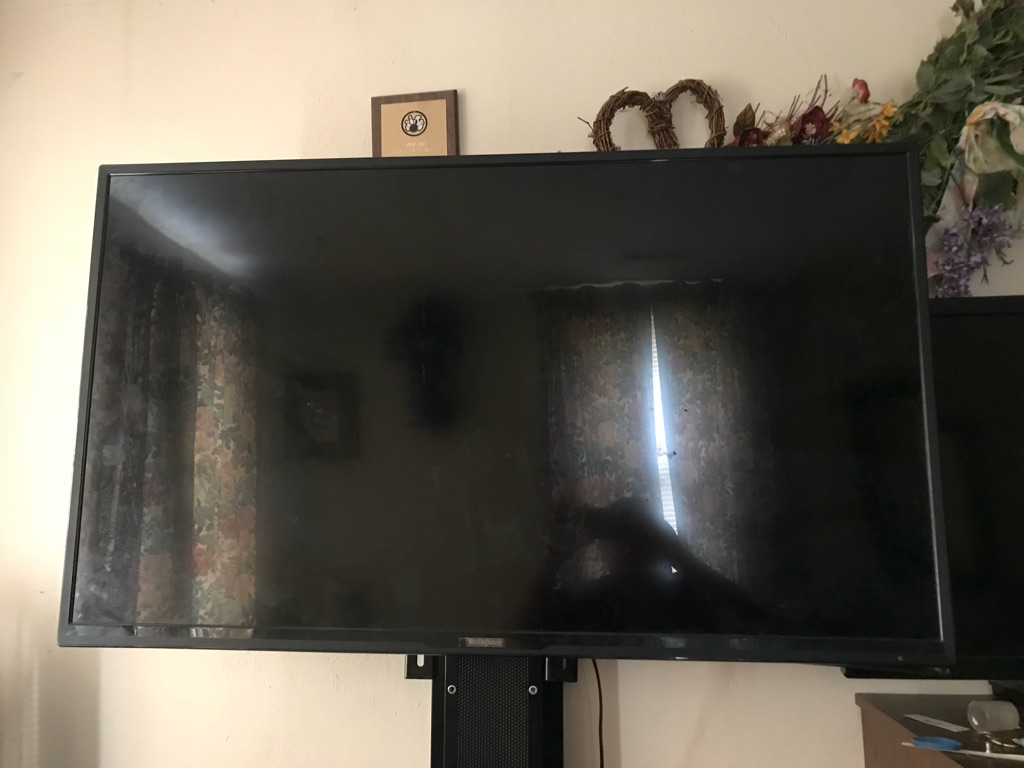 "55"" Flat screen tv"