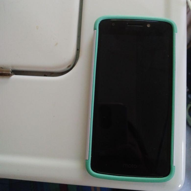 Moto e4 boost mobile phone