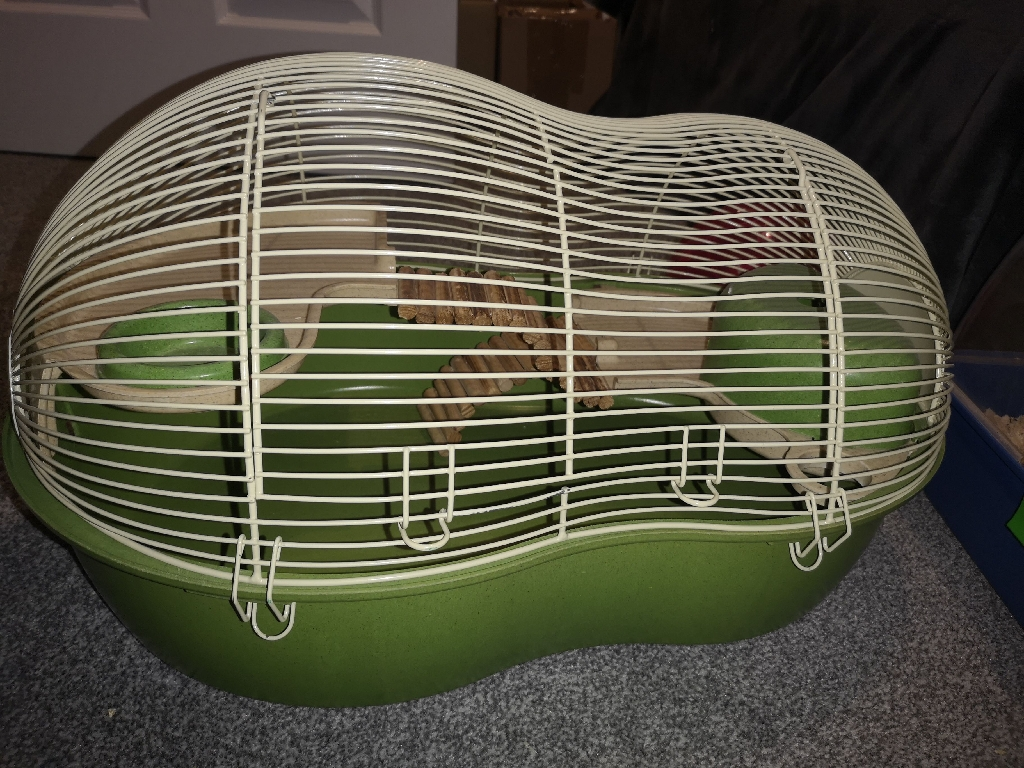 Eco Pico Hamster Small Animal Cage