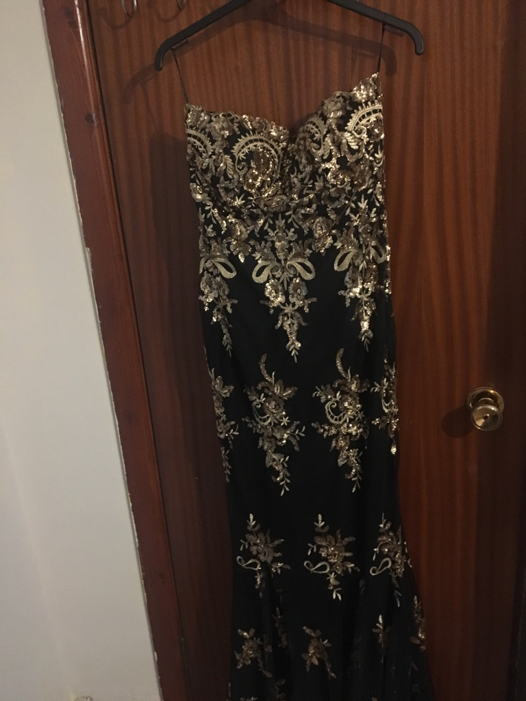 Dress formal size 10