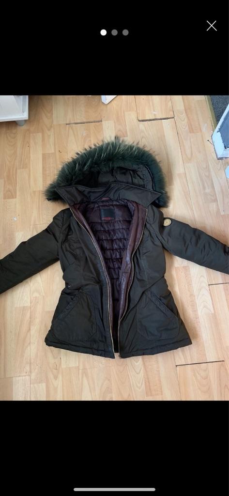 froccella women's coat