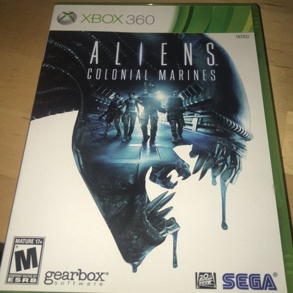 Aliens Colonial Marines for Xbox 360