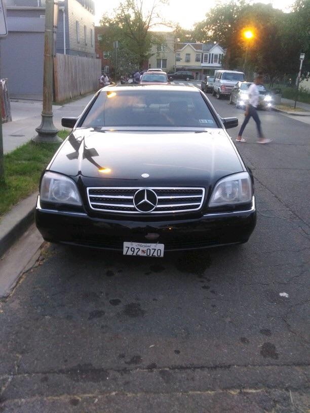 1996 Mercedes-Benz