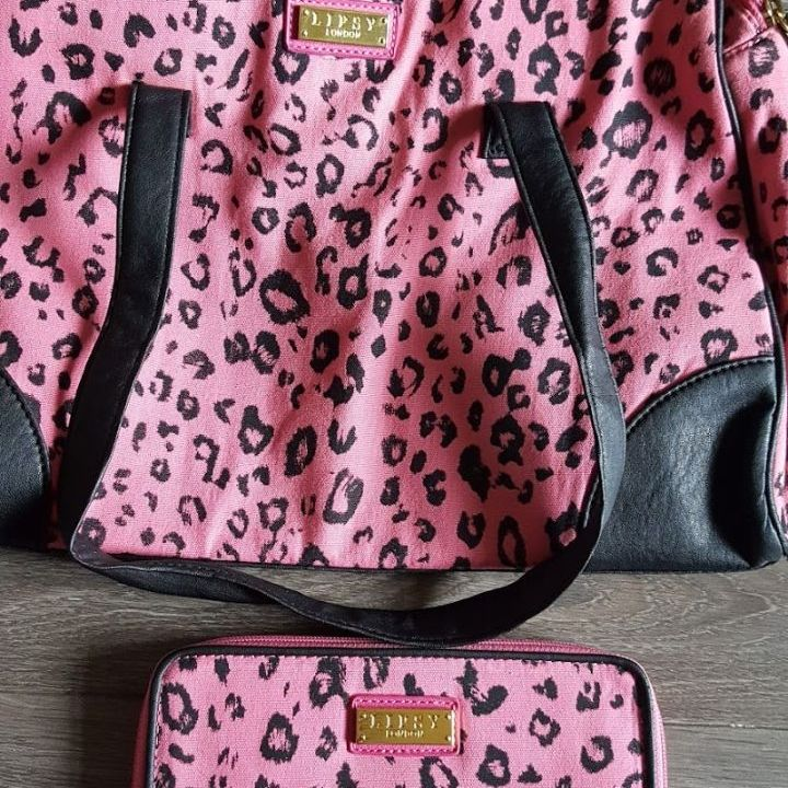 Lipsy bag and purse