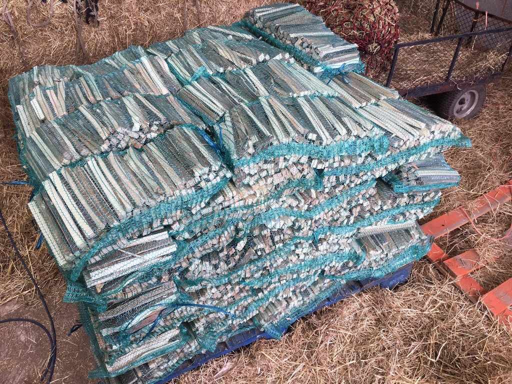 Large Kindling Nets - £3 per net