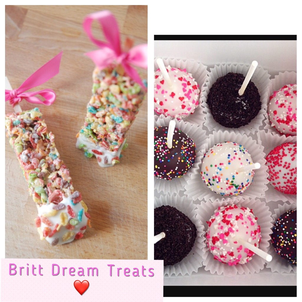 Britt Dream Treats