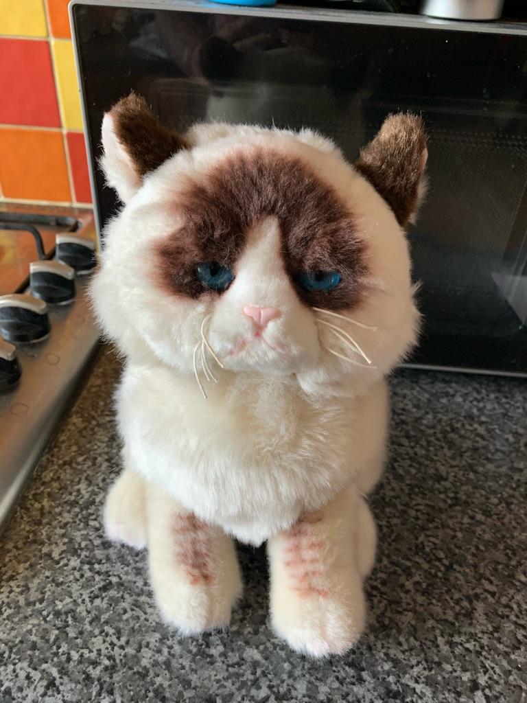 Brand New Official Gund Grumpy Cat