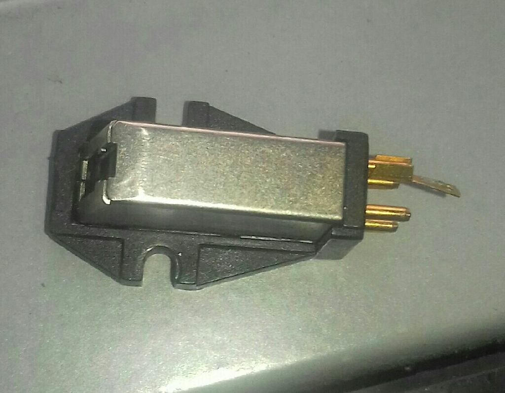 Ortofon Cartridge & New Stylus