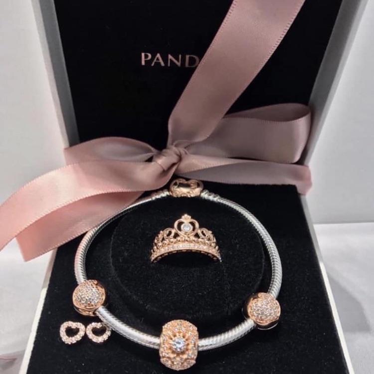 Pandora Princess Set