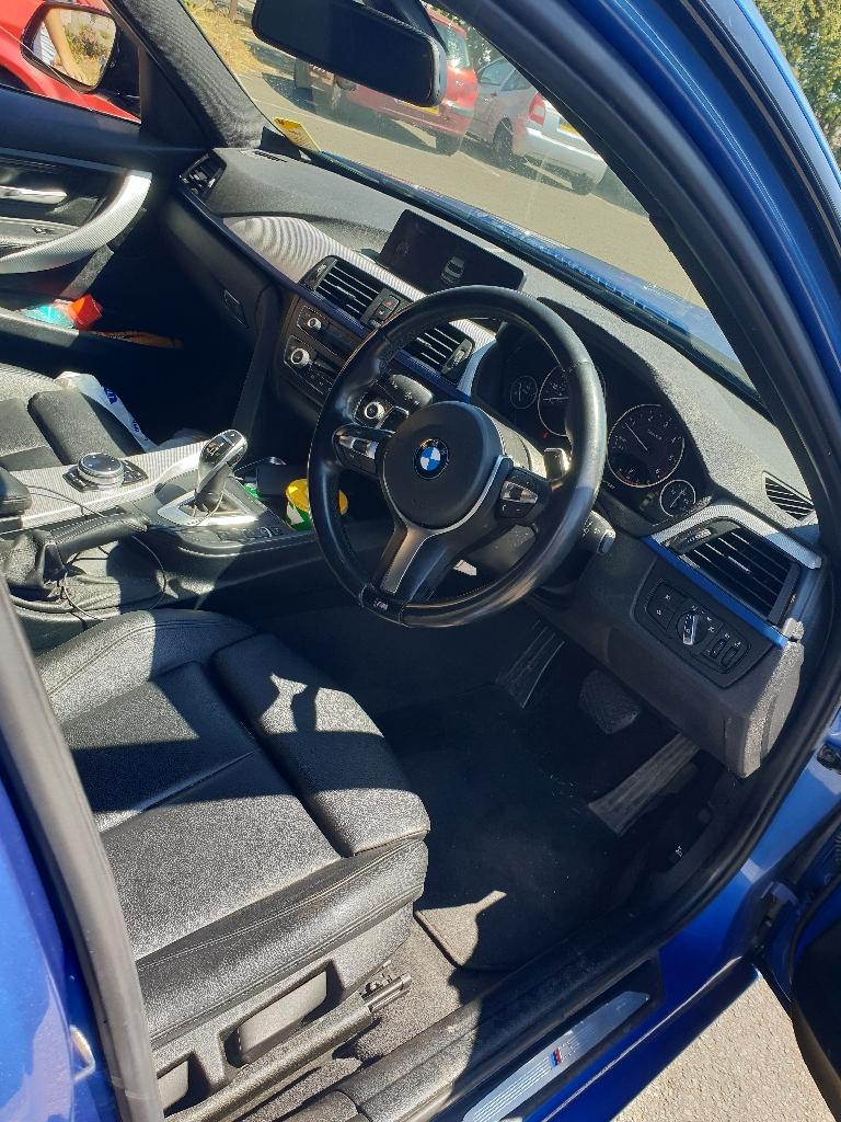 BMW 330D automatic 2014