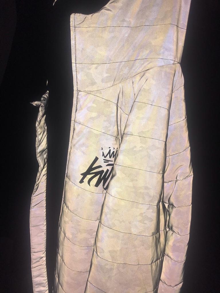 Kwd reflective jacket