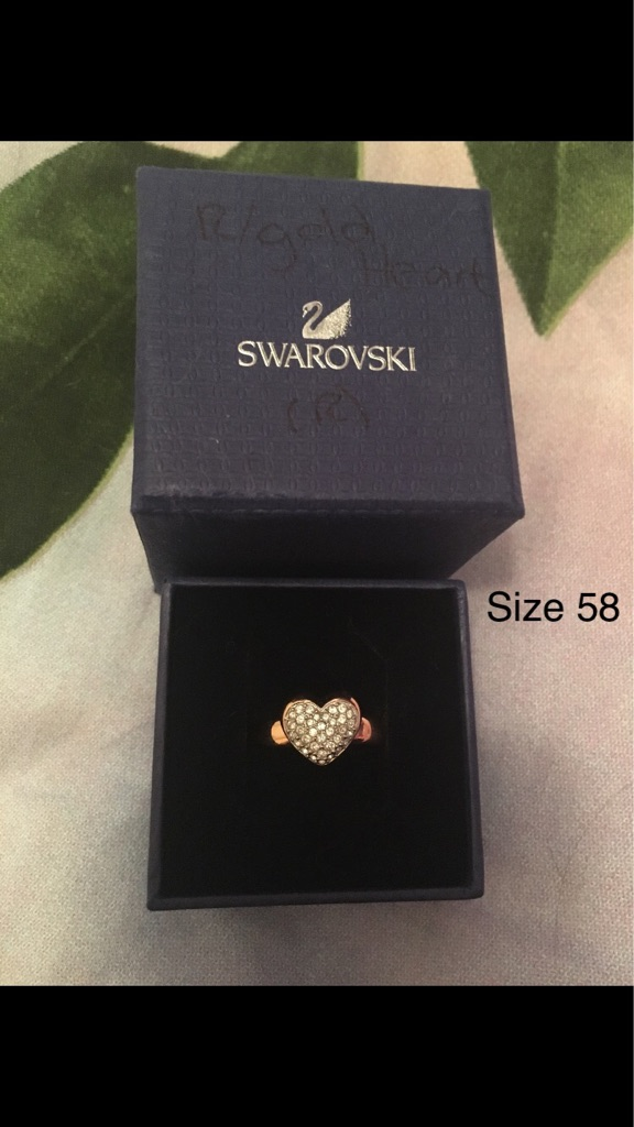 Swarovski jewellery never worn £30 each