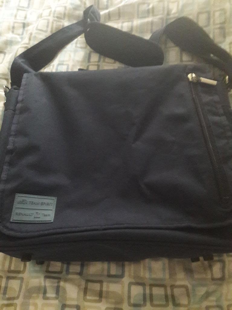 Medium blue bag like new