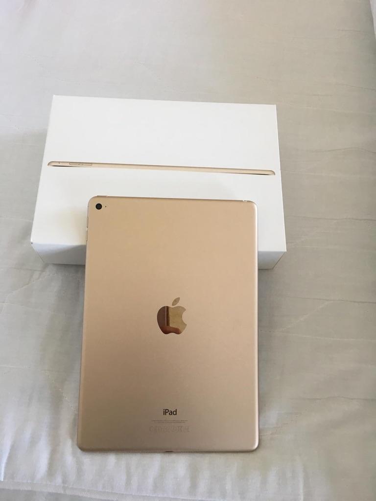 iPad Air rose gold