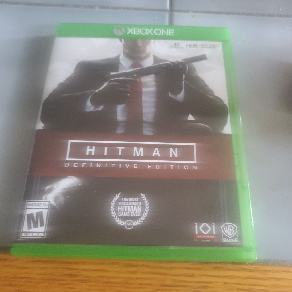 Hitman video game