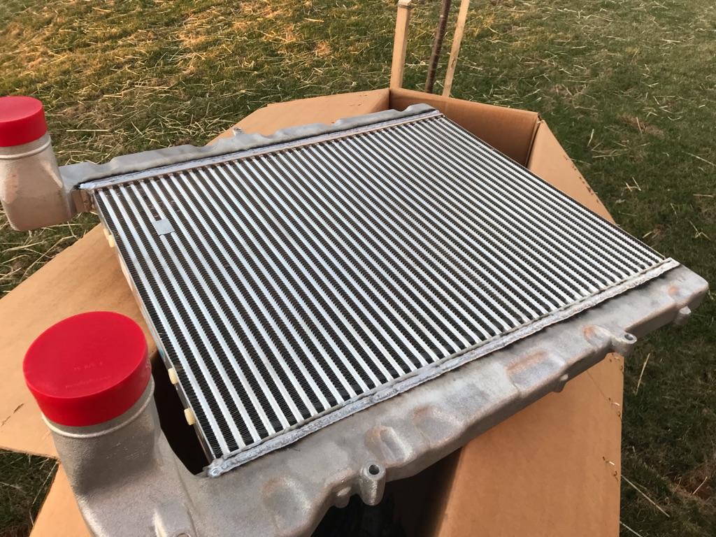 New International Navistar Charge Air Cooler, 3530996C1