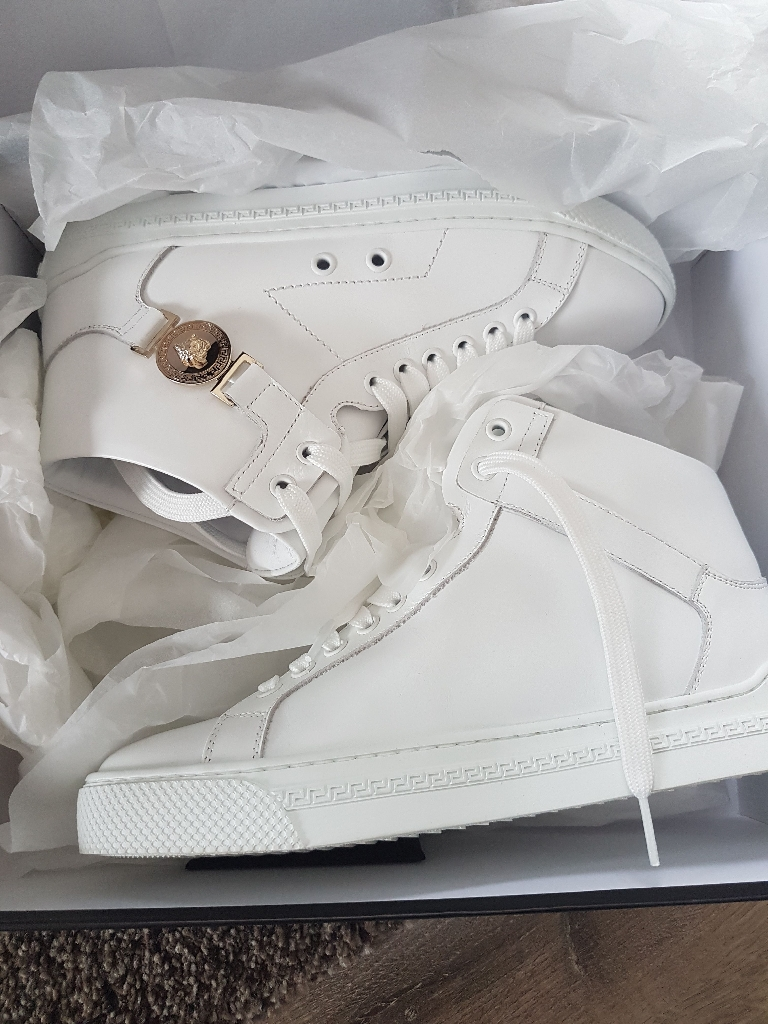 Womens Versace Trainers