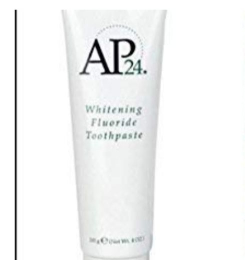 AP24 whitening toothpaste... that works !