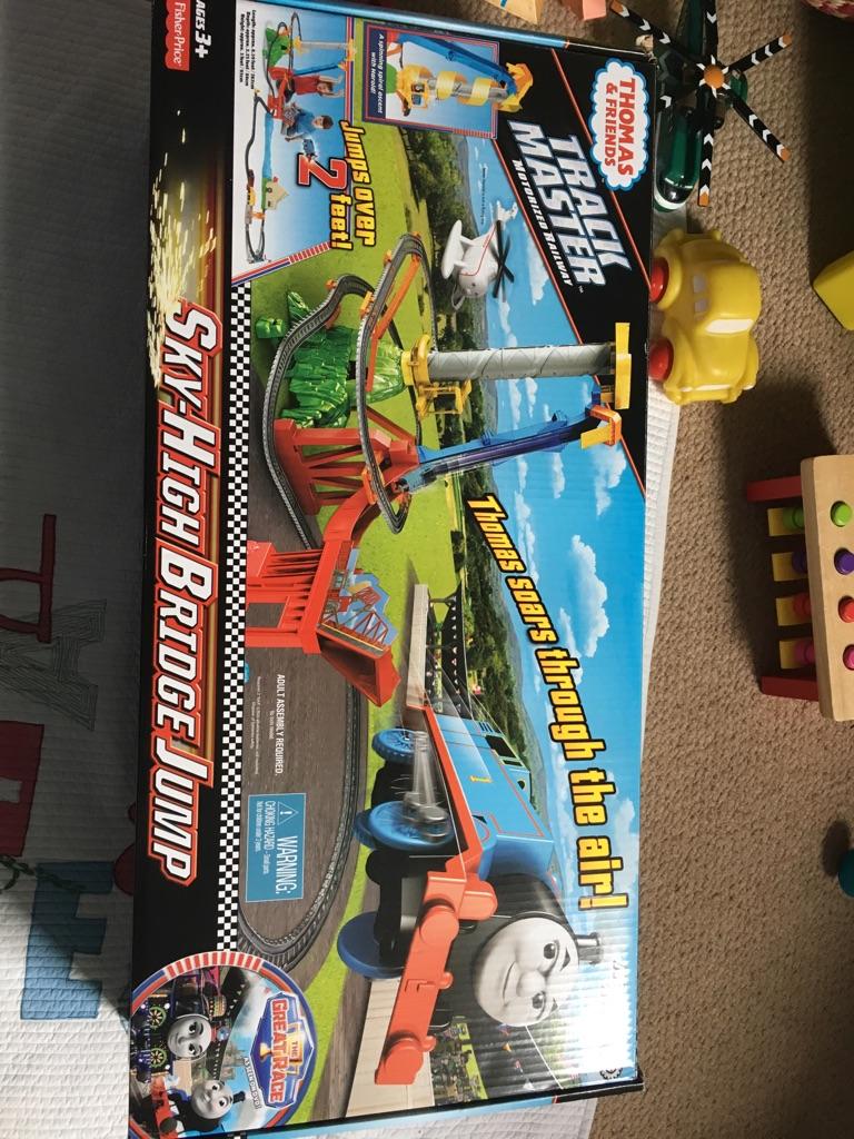 Thomas the tank track master Track
