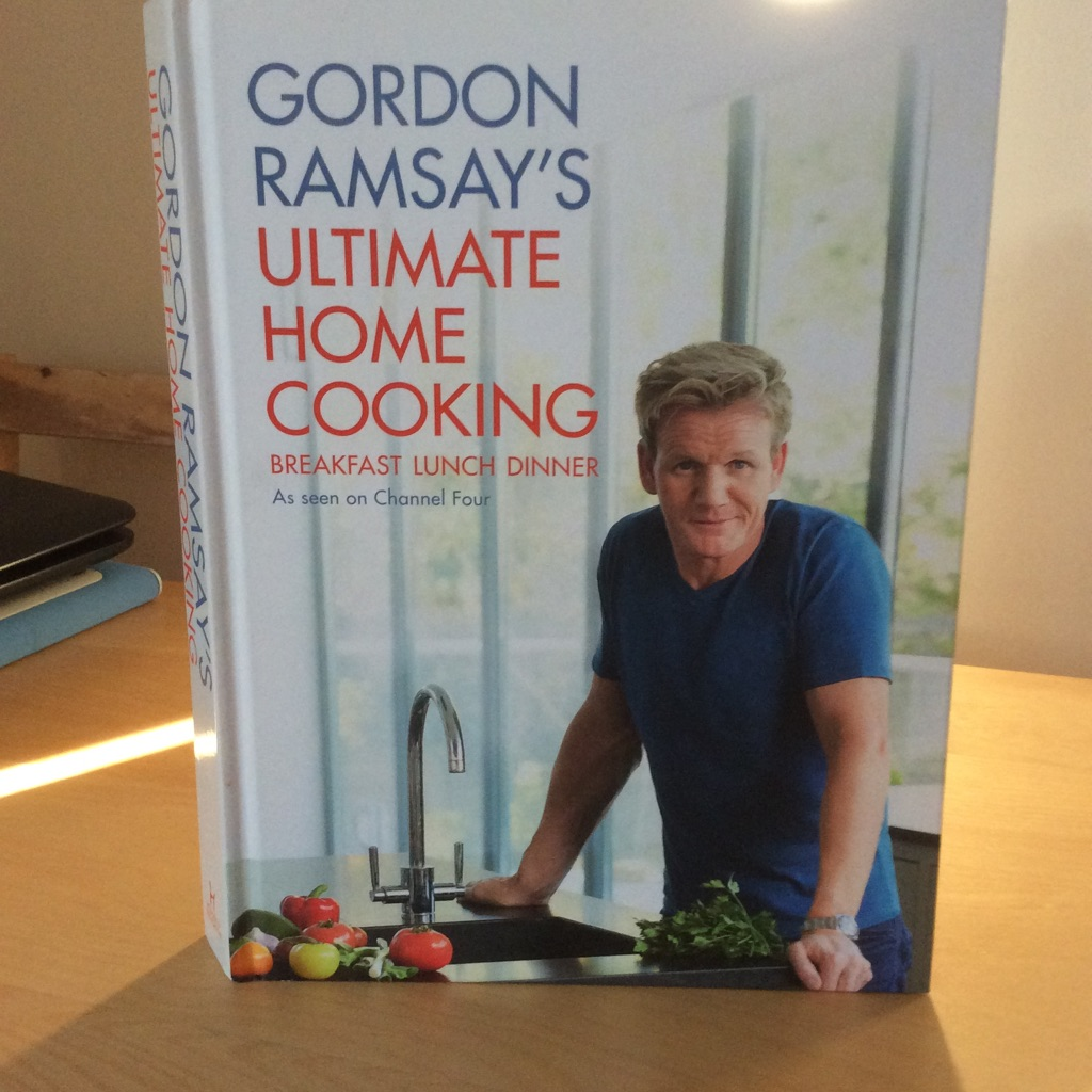 Gordon Ramsay's Ultimate Home Cooking book