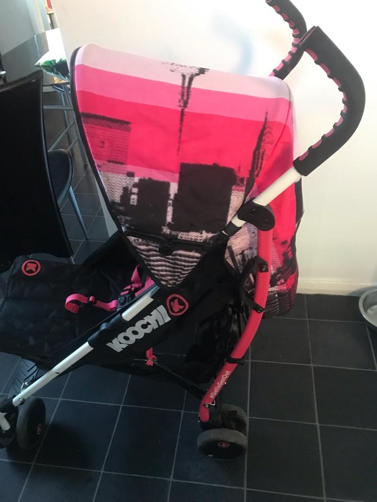 Koochi Brooklyn stroller