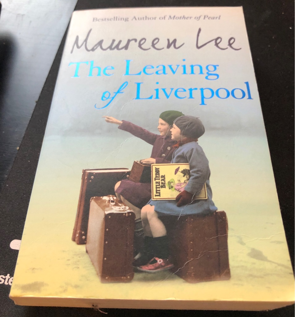 THE LEAVING OF LIVERPOOL BOOK