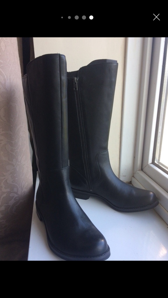 Ladies timberland boots size 5.5