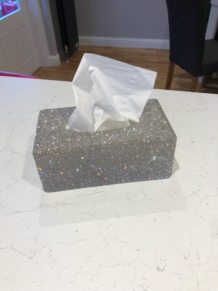 Swarovski Tissue Box