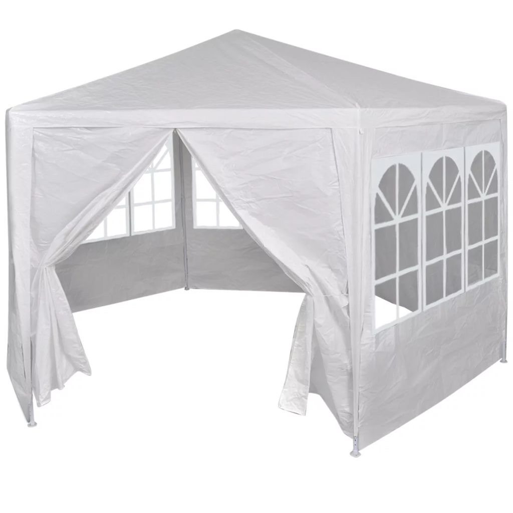 2X2M MARQUEE WITH 6 SIDE WALLS - Free Delivery