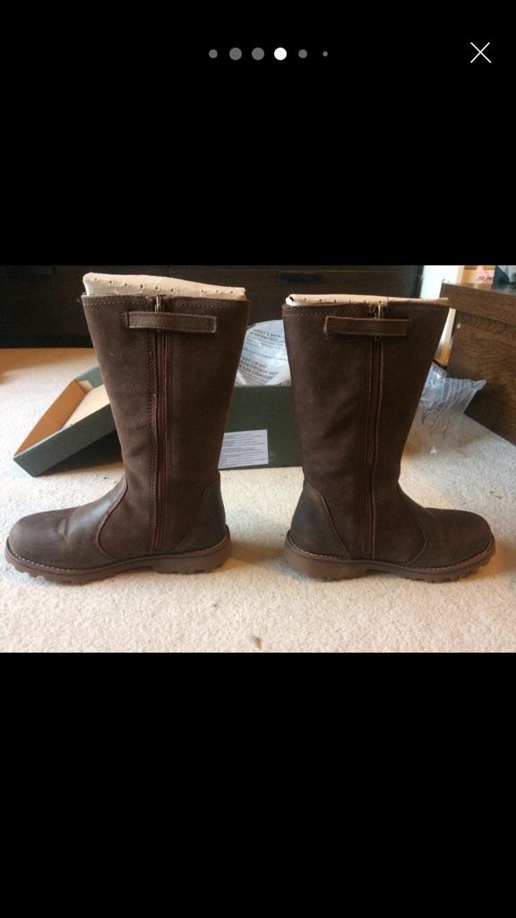 Timberland boots size 1