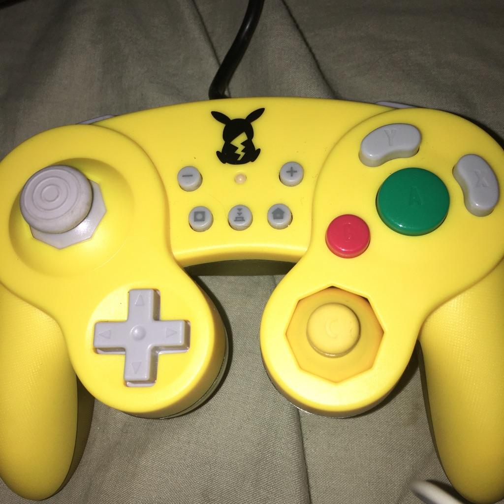 Pokemon controller