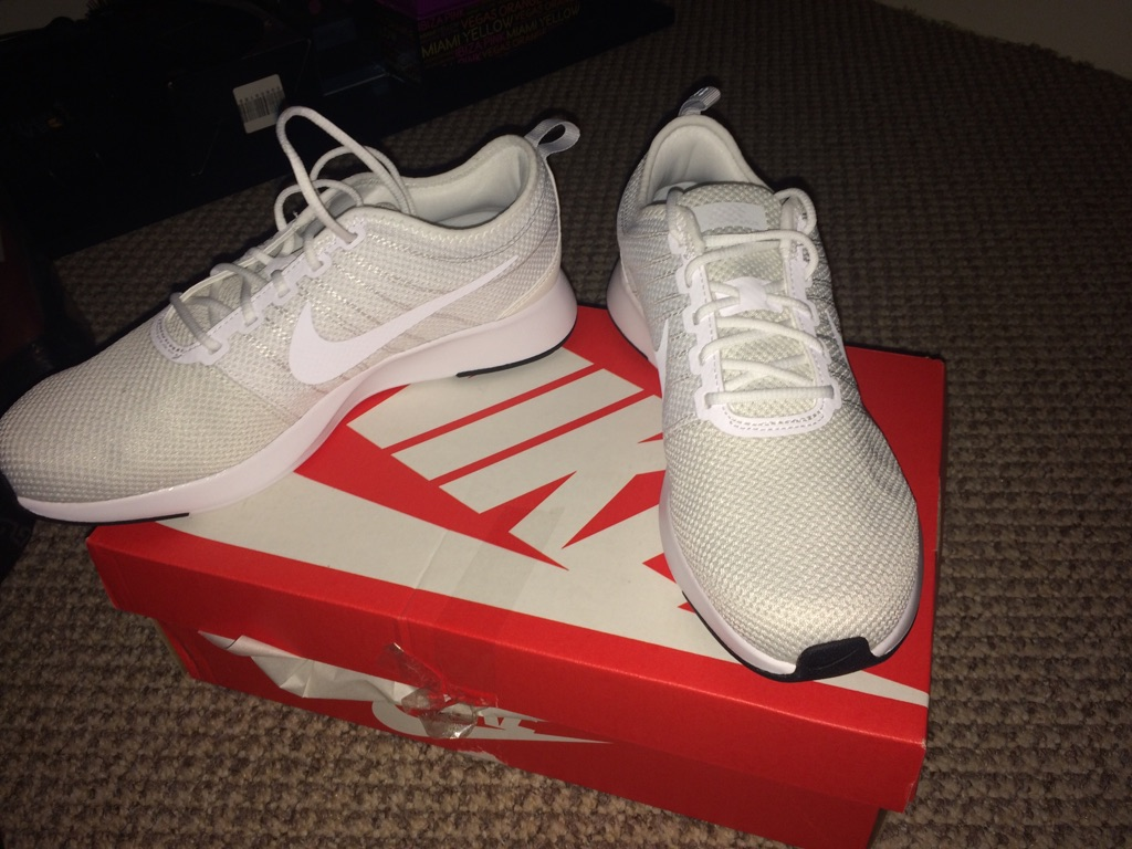 Nike trainers a Size 6