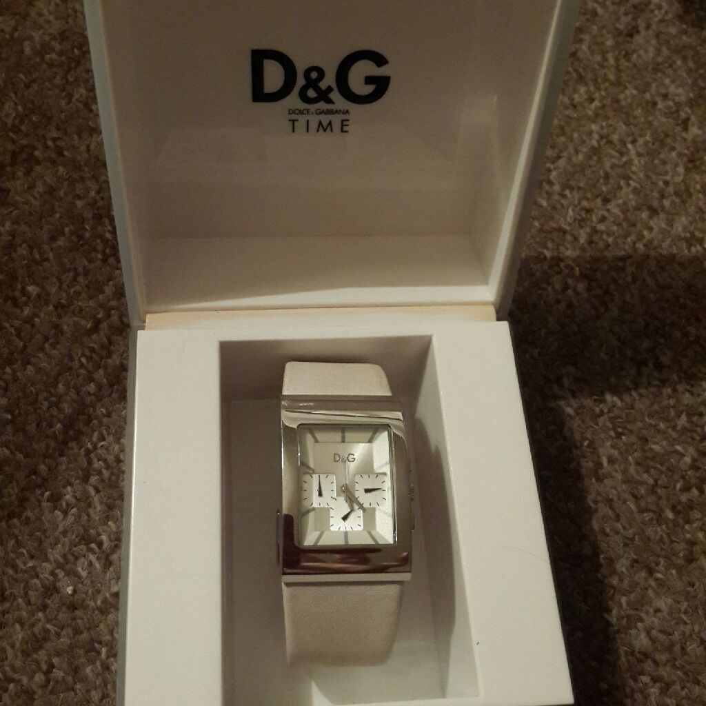 D&G Unisex Watch