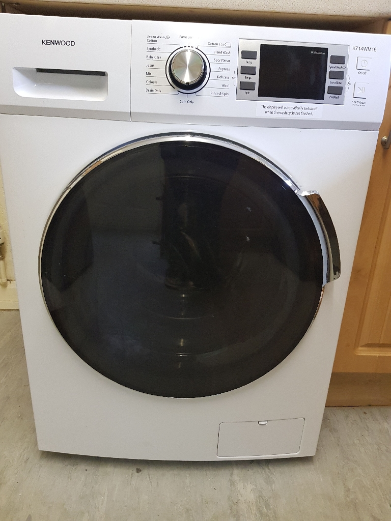 Kenwood washer dryer