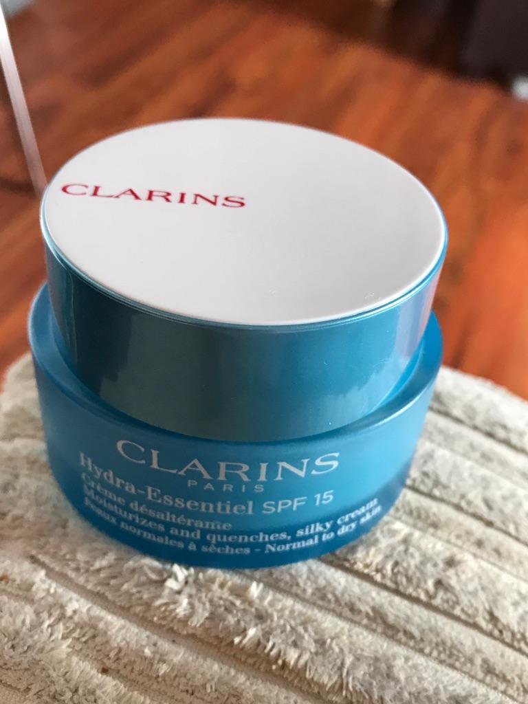 Clarins moisturiser