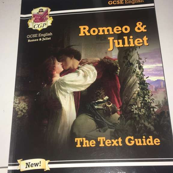 Romeo and Juliet GCSE detailed revision guide