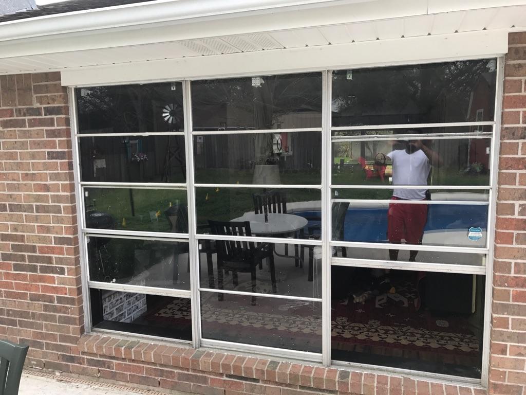 Custom glass mirrors/window repair/window installation