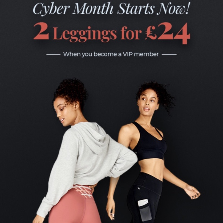 Fabletics gym wear