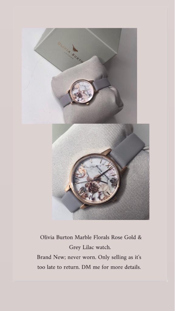 Olivia Burton Watch *BRAND NEW*