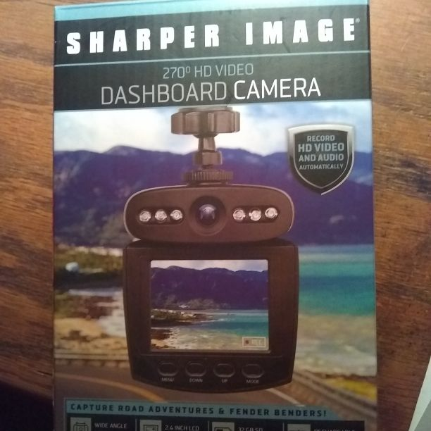 Dashboard camera for cars