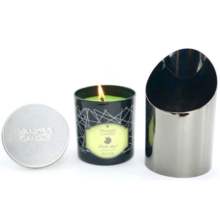 Yankee Forbidden Apple Limited Edition Pillar Candle