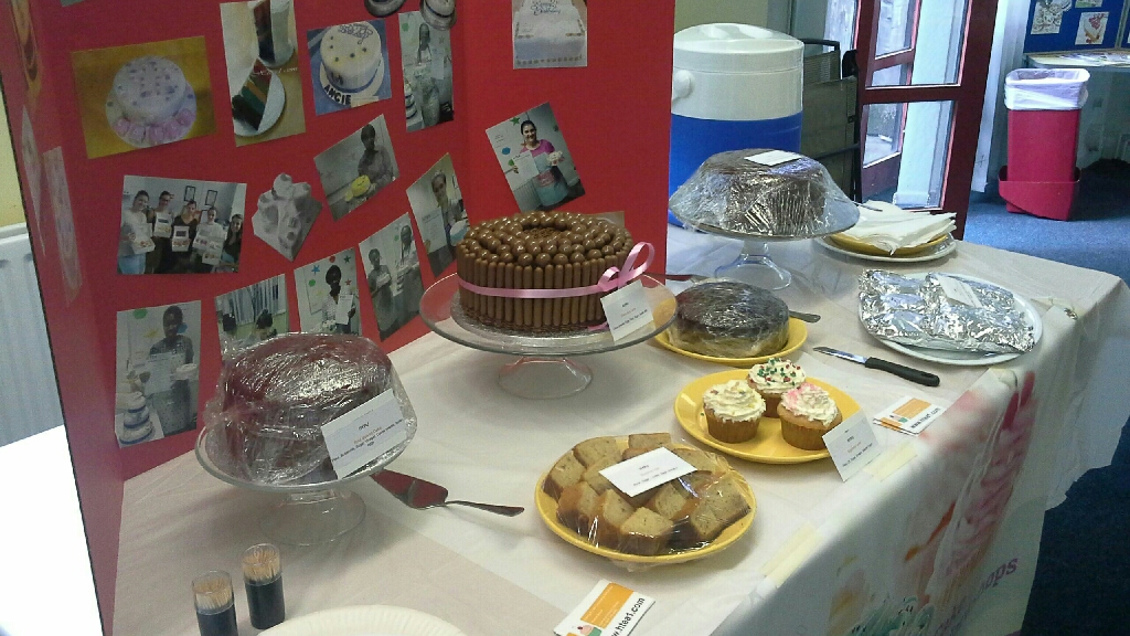 Private baking or cake decorating classes
