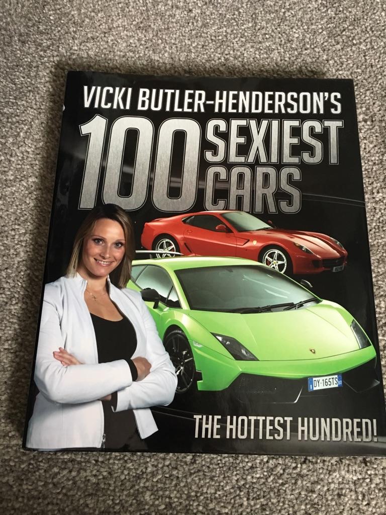 Car book.