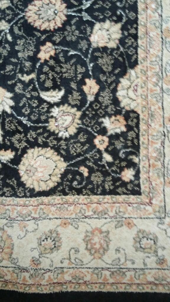 Aldiss rug no longer needed