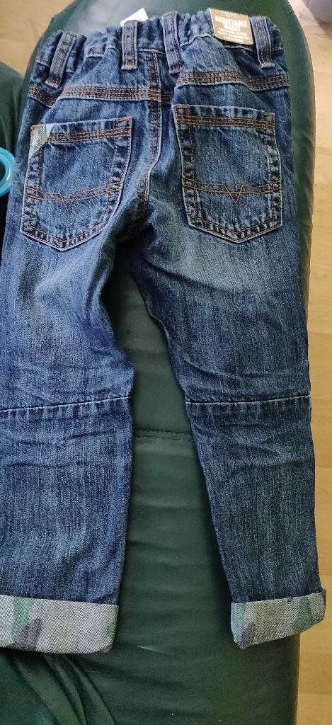 Next boy's Jean's