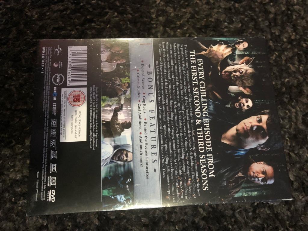 Grimm boxset