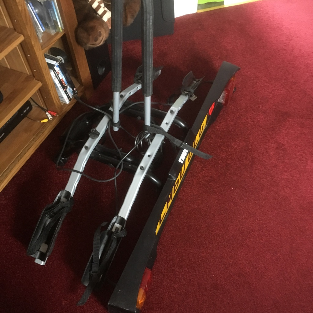 Thule 2 cycle carrier